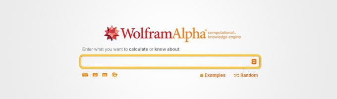 Wolfram Alpha Comes Much After Google's Omega