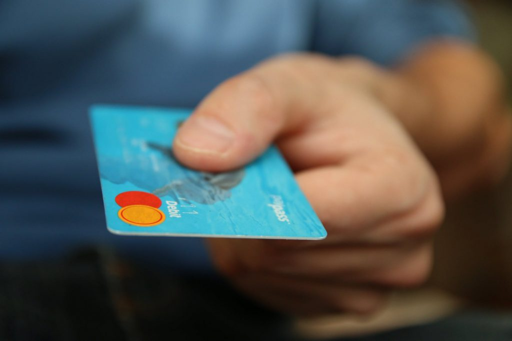 Buying with Card | Soap Media