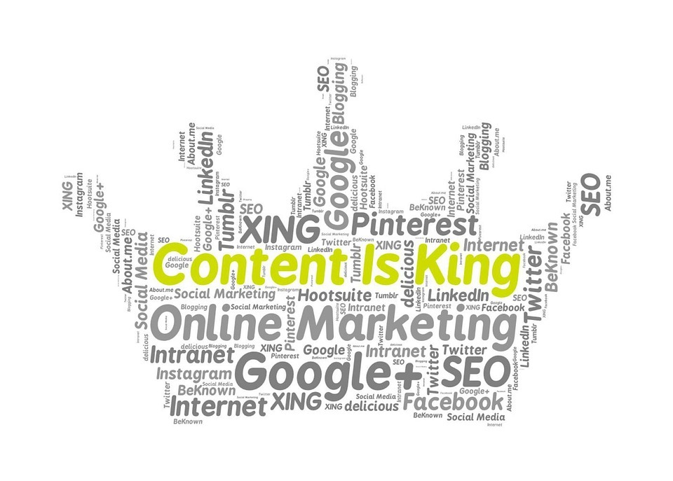Content is King | Soap Media