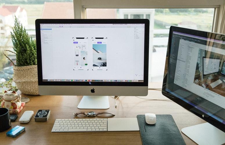 Web Design on Mac | Soap Media