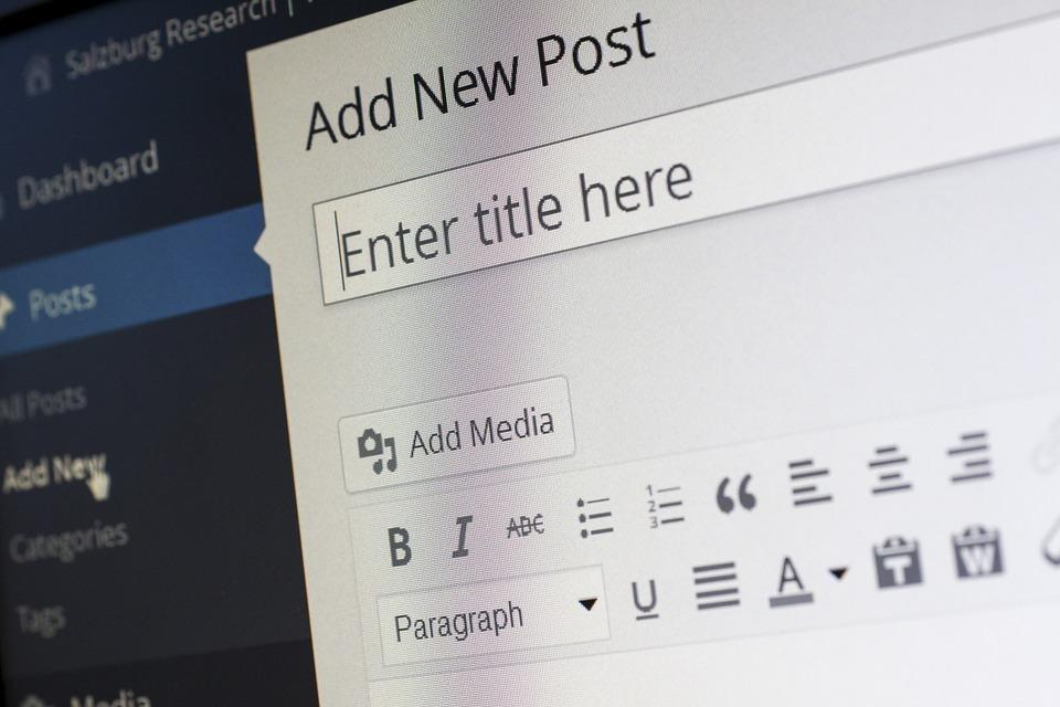 WordPress Blogging | Soap Media