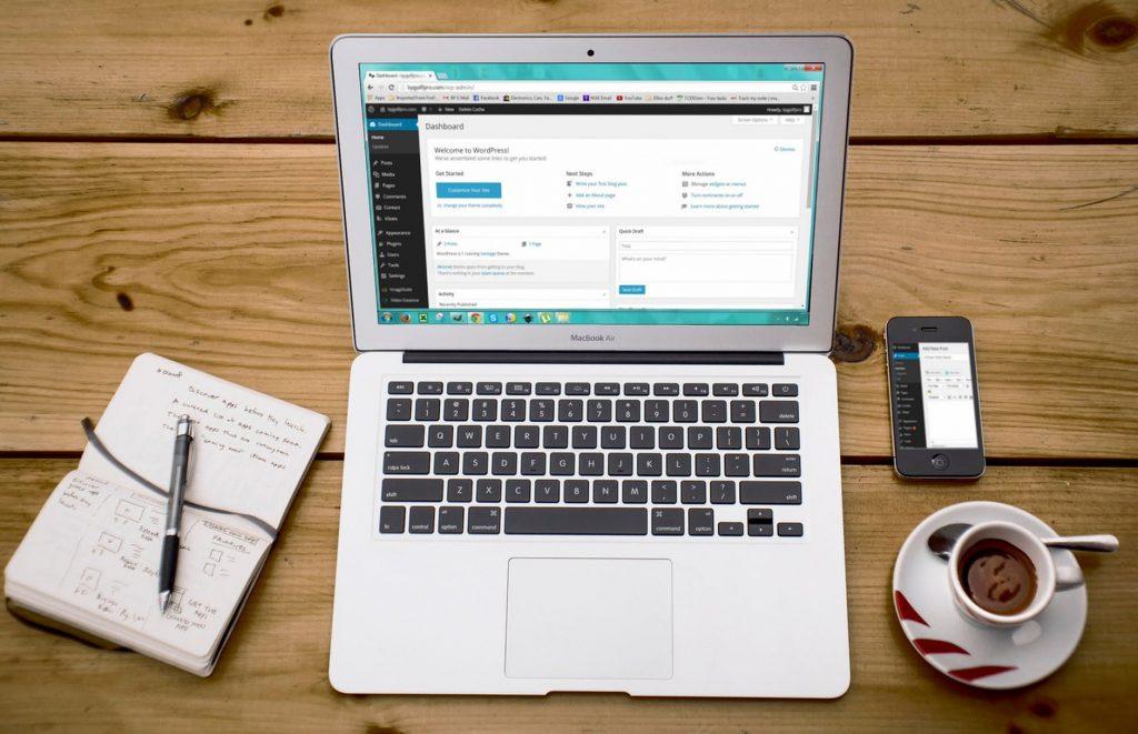 Wordpress Website | Soap Media