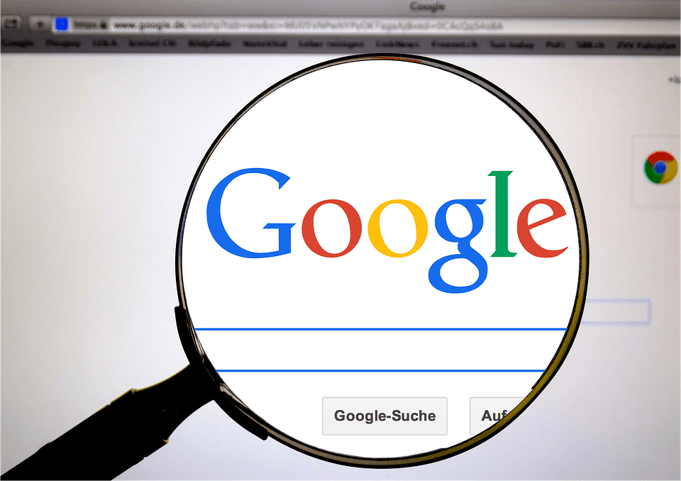 Google and Magnifying Glass | Soap Media