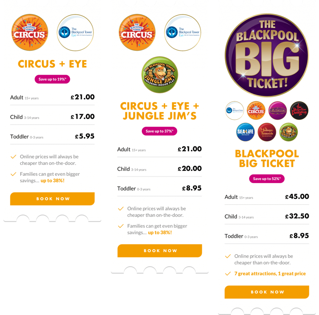 Soap-BlackpoolTower-Tickets