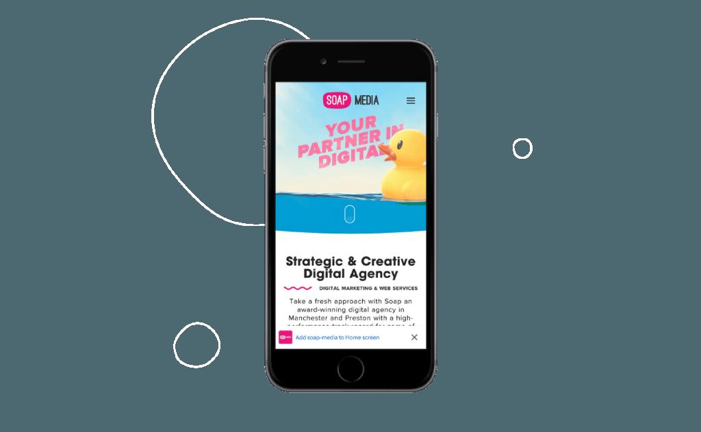 Progressive Web App Builder | Mobile UI Design